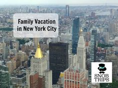 Some of the links here may be affiliate links. We may be compensated if you shop through our links. My family and I just returned from a 2 week vacation … Family Travel, New York City, Vacation, News, Movie Posters, Family Trips, Vacations, New York, Film Poster