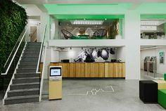 BVD para el banco Skandia en Estocolmo