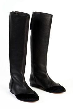 ZoFA ATELIER Handmade Footwear, Riga, Latvia - Eva Boots
