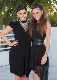 Kim Kardashian et Capucine Anav