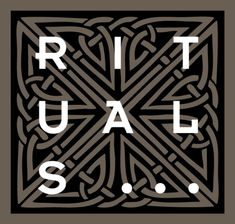 """""""Rituals"""" is a well-known brand which combines Home Products and Body Cosmetics. All Rituals products try to use natural ingredients so they can maintained their quality. Besides the new logo, I also suggest a new tea packaging."""