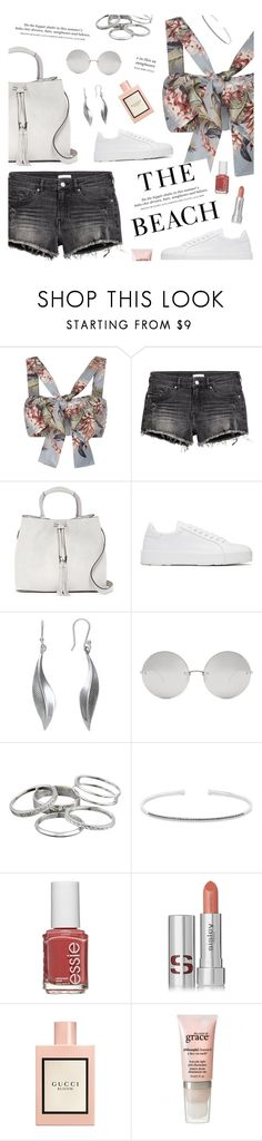 Designer Clothes, Shoes & Bags for Women Linda Farrow, Jil Sander, French Connection, Kendra Scott, Gucci, Shoe Bag, Beach, Polyvore, Stuff To Buy