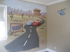 painted wall murals - Google Search
