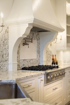 Statement Making Range Hoods Design Chic Jewelry For