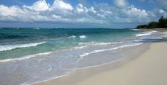 August 13, 2016 Windy day at the Ocean Beach, Green Turtle Cay, Abaco, Bahamas. Save Save