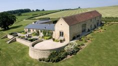 Chipping Camden, Gloucestershire; £2.75million guide price Set in rolling farmland, this period former barn comes with five acres of land to enjoy. Smiths Gore                                                                                                                                                                                 More