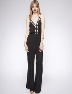 Mia Cage jumpsuit -Fashion -Super-Market