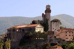 Lucca Castello di Nozzano