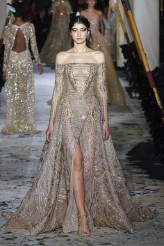 Zuhair Murad   Haute Couture - Spring 2018   Look 49
