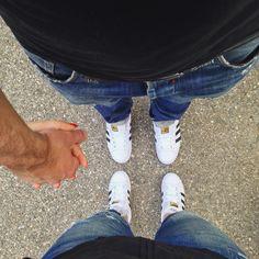 Superstar couple
