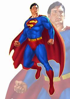 Artist : Silva Brothers Superman