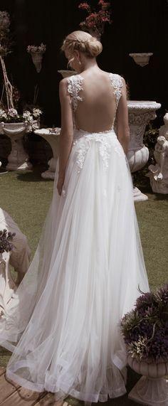 Naama Anat Fall 2016 Wedding Dress - Belle The Magazine