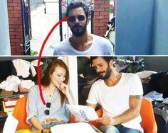 Bariş Arduç Elcin Sangu, Big Love, Couples In Love, Turkish Actors, This Man, Barista, Love Life, Relationship Goals, Mens Sunglasses
