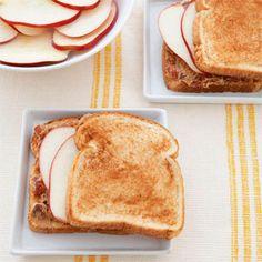 Peanut Butter Baconwich