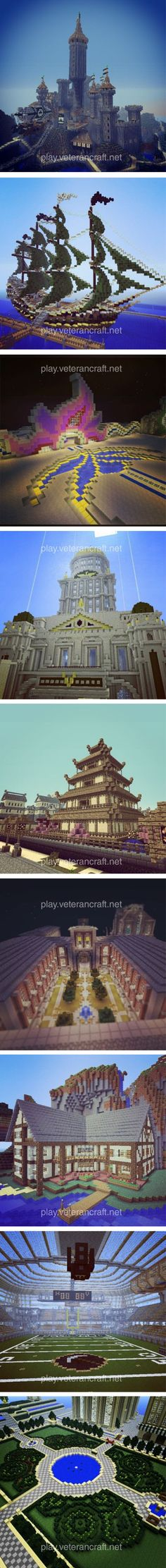 #minecraft   #epic Builds