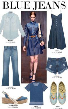 Shop the Trend: Jeans » Blog OQVestir