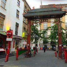 Chinatown ve městě London, Greater London