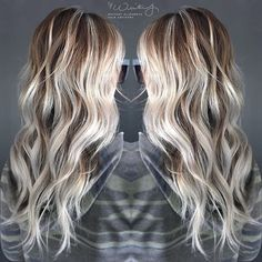 48 Beautiful Platinum Hair Colors for Summer Platinum Blonde Hair Platinum blond remains the measure of light shades. It is ideal without impurities: no yellowing and ashen haze. Platinum Blonde Hair Color, Ice Blonde Hair, Icy Blonde, Blonde Color, Blonde Balayage, Blonde Wig, Gray Color, Bayalage, Eye Color