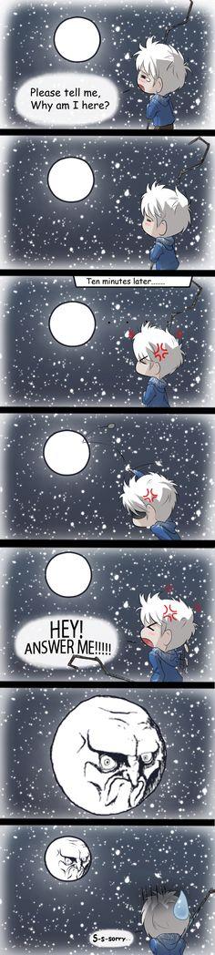 Talking to the moon chibi by kotorikurama.deviantart.com on @deviantART