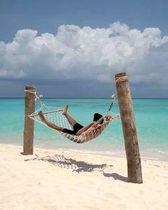 Visit the Maldives: bucket-list beaches Maldives Vacation, Visit Maldives, Most Beautiful Beaches, Beautiful Places, Hammock Beach, Art Rose, Gili Air, Best Travel Guides, Tropical Beaches