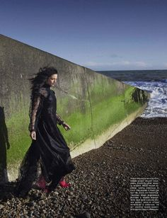 Vogue Italia August 2015