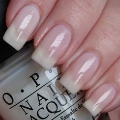 OPI: don't-touch-my-tutu
