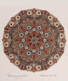 Lize Beekman Mandala ART