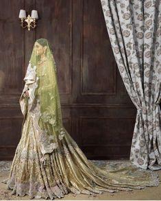Mairah Khan Wedding & engagement Bridal wear Collection 2019 - Pakistani Dresses Pakistani Party Wear Dresses, Bridal Decorations, Bridal Dress Design, Indian Bridal, Bridal Collection, Occasion Dresses, Chiffon Dress, Wedding Engagement, Designer Dresses