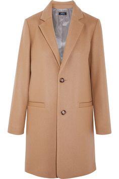 A.P.C. Carver coat. Можно сшить индивидуально, по вашим меркам, в интернет-ателье Namaha3d. www.livemaster.ru/namaha WhatsApp +380983457224