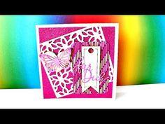 Karten basteln Geburtstagskarten basteln