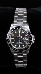 3008 - Stainless Steel Rolex GMT-Master ChronometerAntiques and Asian Art: Annual Thanksgiving Auction - Day One   Official Kaminski Auctions