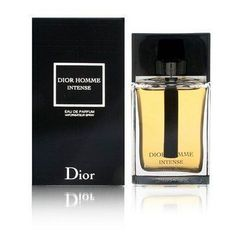 Dior Homme Intense By Christian Dior Eau De Parfum Spray 3.4 Oz by Dior. $100.00. Design House: Christian Dior. Fragrance Notes: ambrette seed, cedar, lavender, iris, vanilla, vetiver. A precious, bold fragrance for confident men musculine, sophisticated & sensual top note reveals the floral & woody quality of lavender middle note is mainly ambrette with musky, fruit-tinged accents base note is dominated by virginia cedar perfect for evening wear...