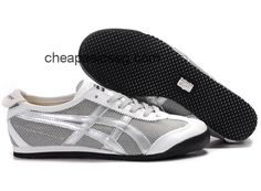 new product e1bb5 a39d1 Asics Mexico 66 Shoes Black Silver White for Mens  onitsukatiger New  Jordans Shoes, Air