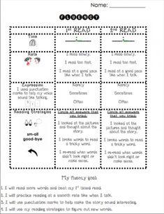 Teach Junkie: 5 Quick Reading Tips and Fun Ideas - build fluency
