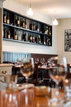 Cosy tavern within walking distance of the old town of Basel in Switzerland. Enjoy authentic Basel specialities in a congenial atmosphere.