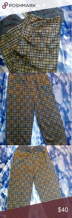 Burberry joggers These were actually found at a vintage renewal store they are so fashionable style them with your favorite white trainers. Burberry Pants Track Pants & Joggers