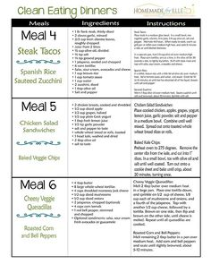 Plant Based Recipes Breakfast Lunches