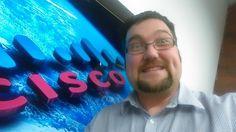 @baltictraining here is my #geekselfie cos I'm a #ciscogeek