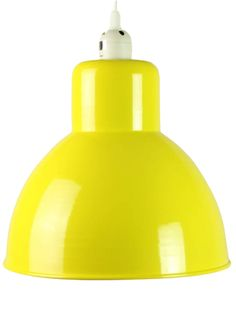 SPECIAL PAQUES - Suspension métal jaune - 588524