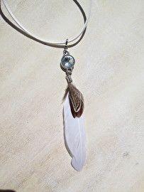Feather fantasy white