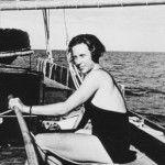 Ella Maillart en su época de navegante
