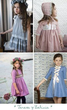 Vestidos para niñas de arras · Tendencias de Bodas Magazine