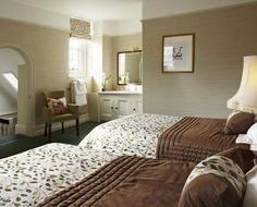 Executive Twin Bedroom