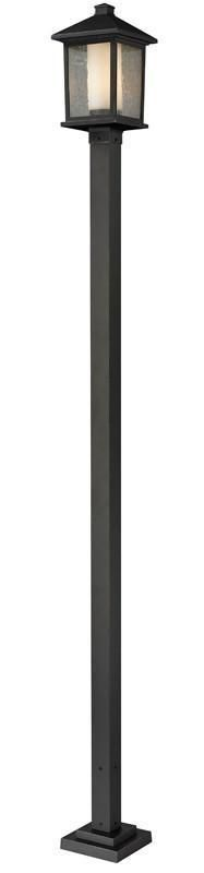 Z-Lite 538phb-536p-orb Mesa Collection Outdoor Post Light