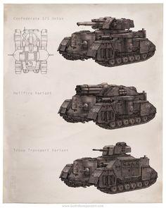 貓大叔的筆記本: [插畫收集][Keith Thompson Art] - yam天空部落