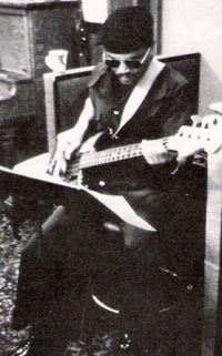 James Jamerson Bassist