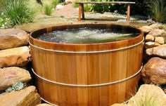 One of our most popular hot tubs re-pinned! This is an 8 person hot tub...one of…