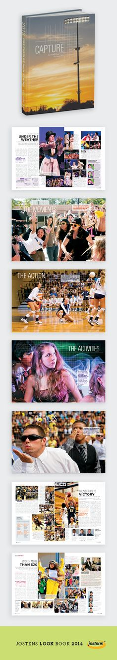 Maybe rename our sections for 2015? Sports = The Action. Student Life = The Activities.