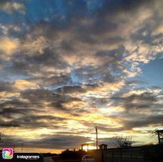 #comparte @cmonti7 Usando: #IgersFalcon . .  Amanece nublado hoy martes 19/01/16 en Paraguana #Amaneceres . .  #photo #instapic #picoftheday #igers #photooftheday #igersvenezuela #socialmedia #sunrise  #instagood #sunset #falcon #venezuela #paraguana #elnacionalweb #phoneography #pic #share #pfgcrew #sky  #puntofijoguia  #clouds #igersfalcon