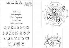 L'alphabet en poésie - Saperlipopette